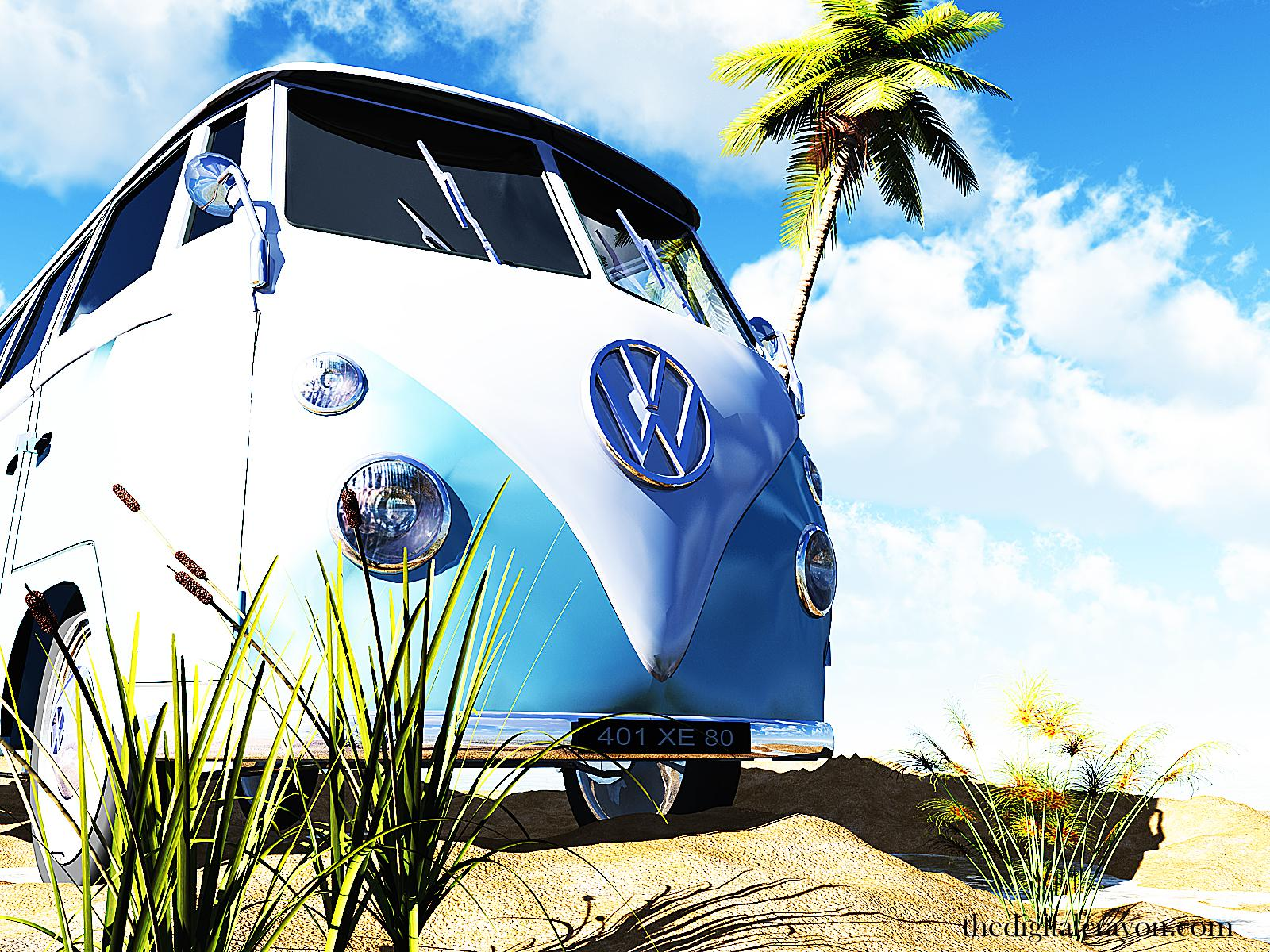 [78+] Vw Bus Wallpaper On WallpaperSafari