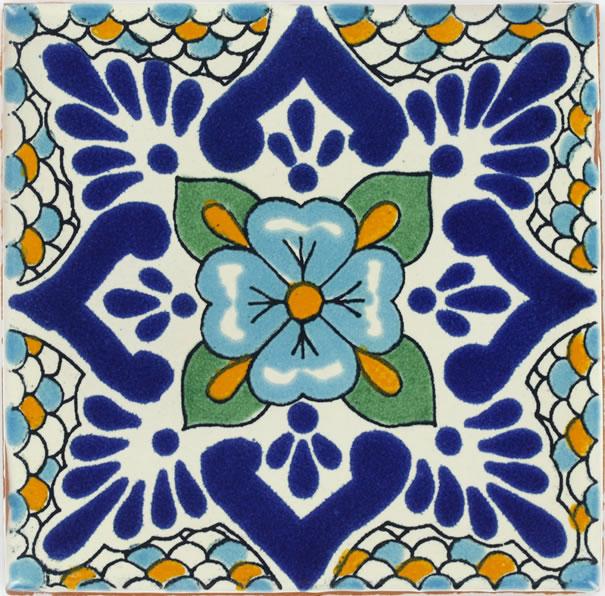 Mexican Tile   MexicanTilescom Mexican Tile Talavera Tile 605x596