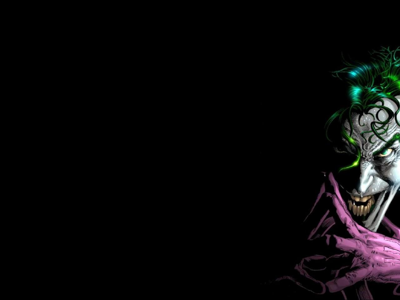 animowane ta le joker hd tapety na pulpit widescreen 1280x960