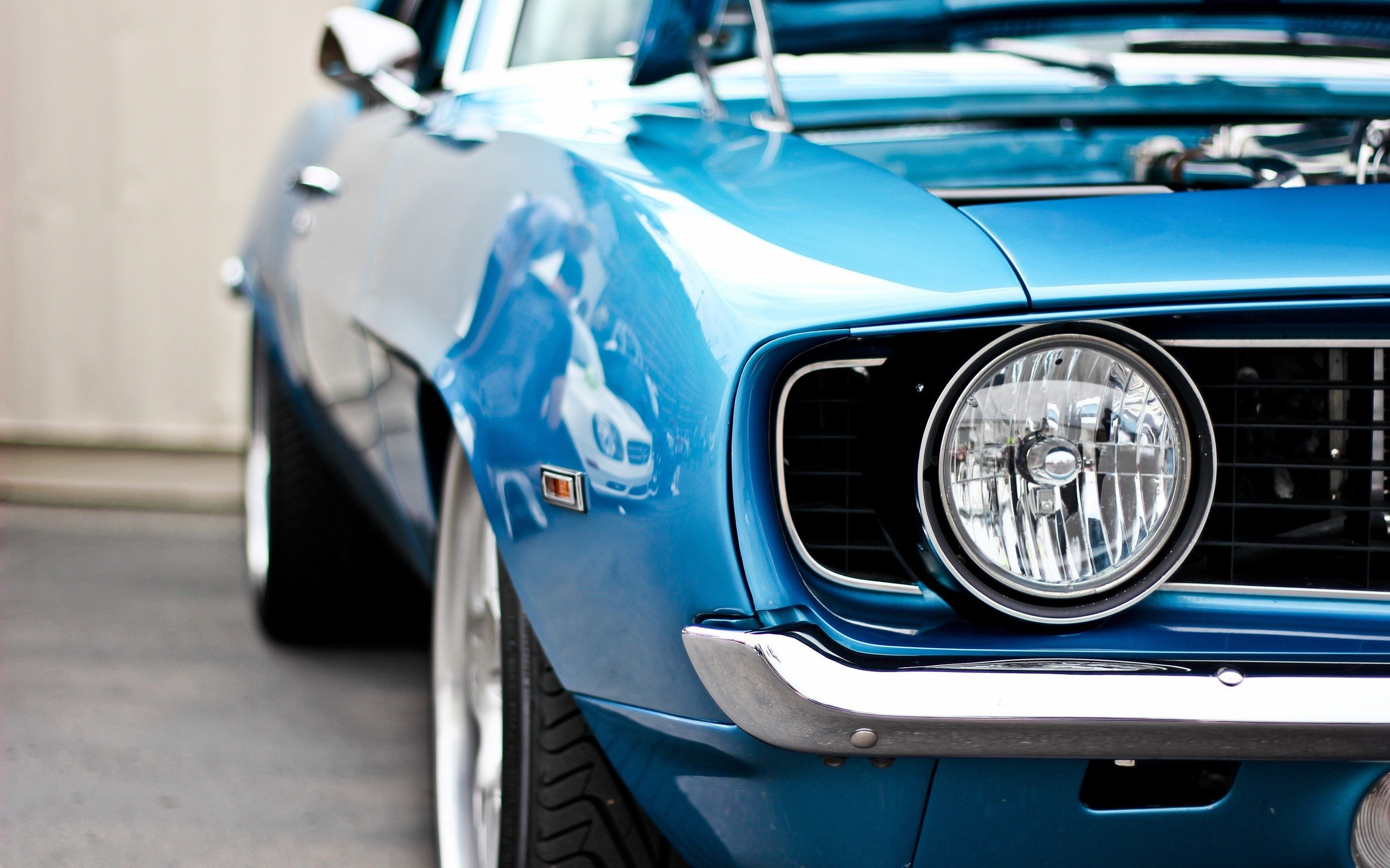 Ford Mustang Muscle Car Wallpaper HD Car Wallpapers 2560x1600