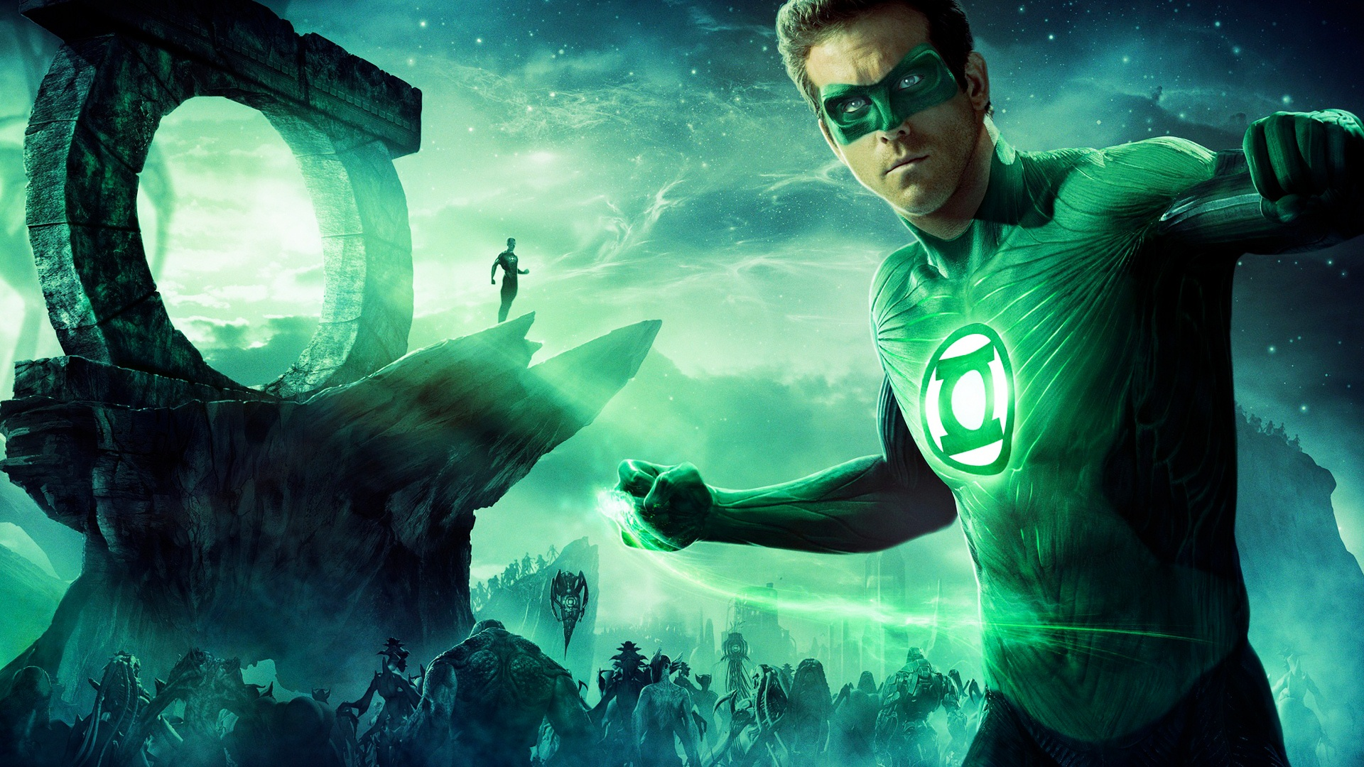 Green Lantern 2011 Movie Wallpapers HD Wallpapers 1920x1080