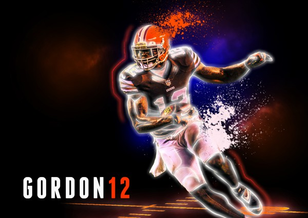 Cleveland Browns Hd Wallpaper Screensavers 600x425