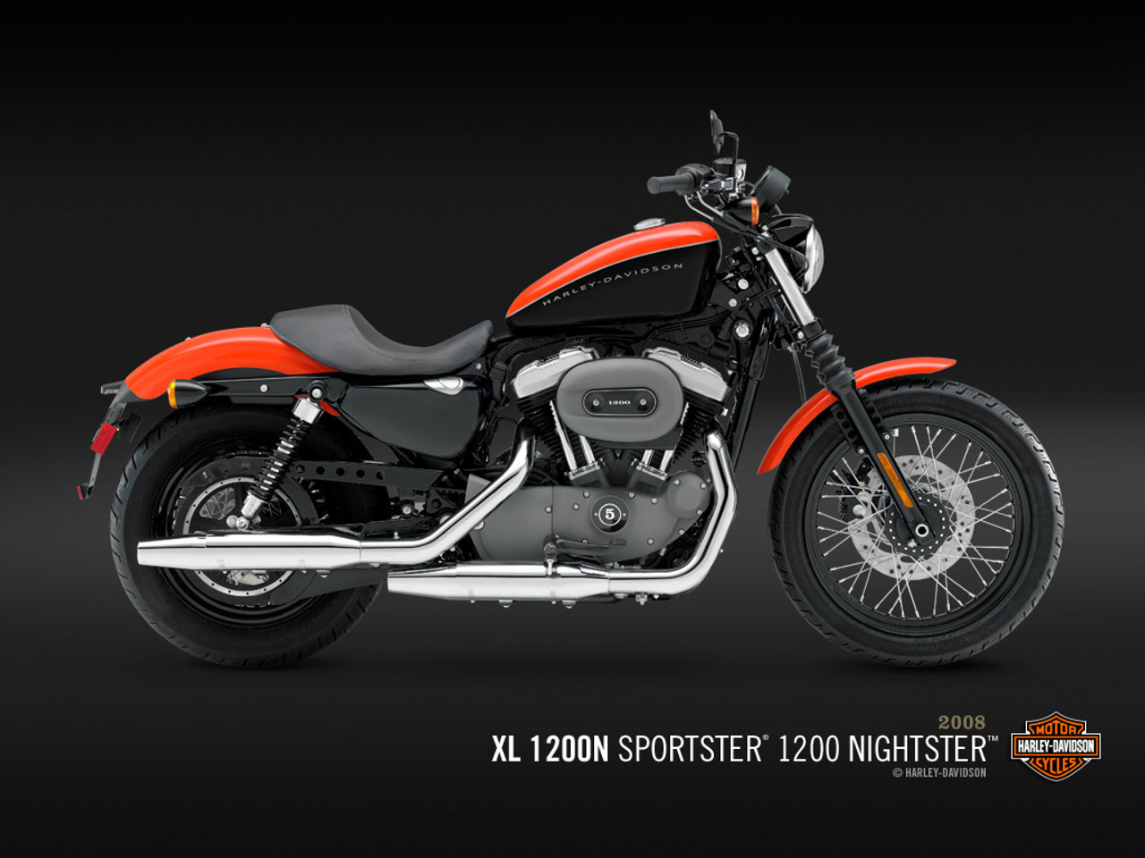 Harley Davidson Sportster Wallpaper 7116 Hd Wallpapers in Bikes 1280x960