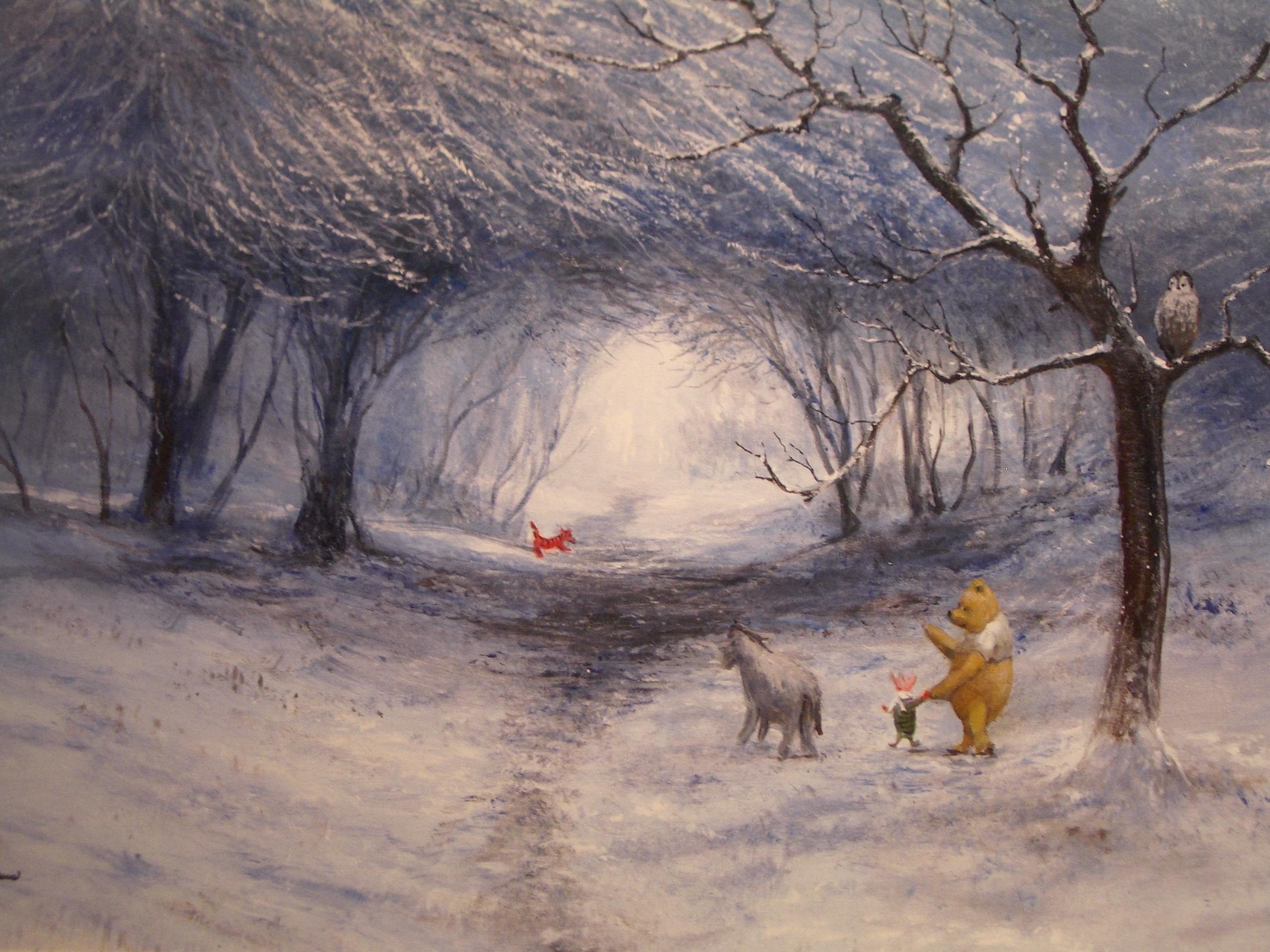Free Download Original Winnie The Pooh Wallpaper Original