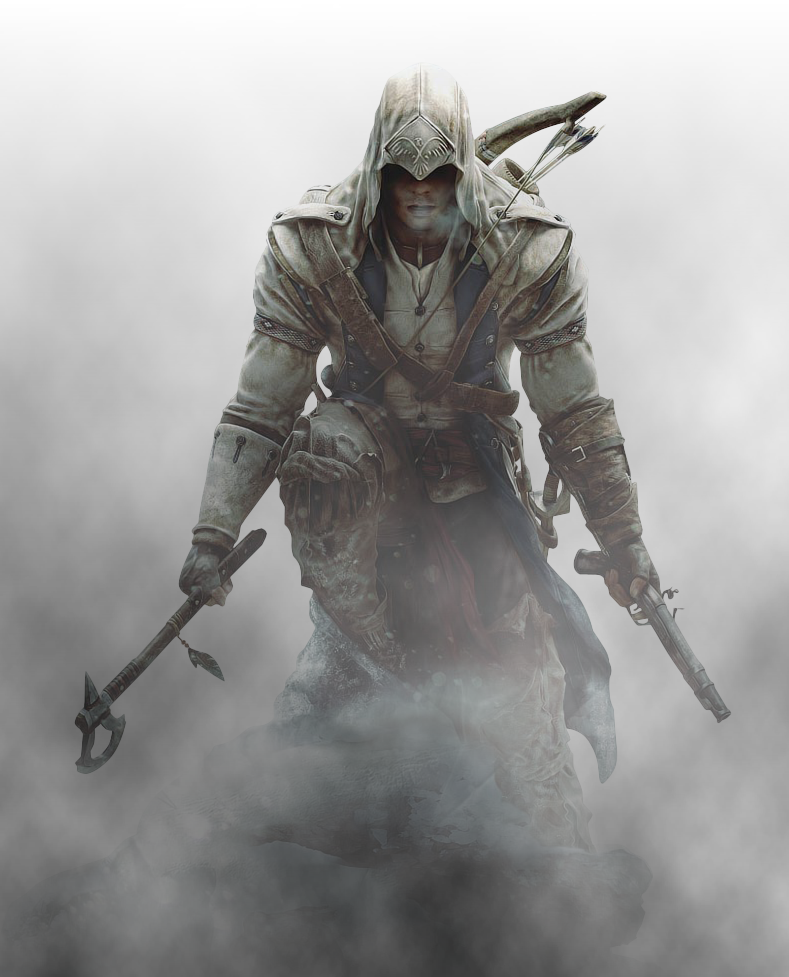 Assassins creed 3 iphone wallpaper by SniperAceXIII 789x977