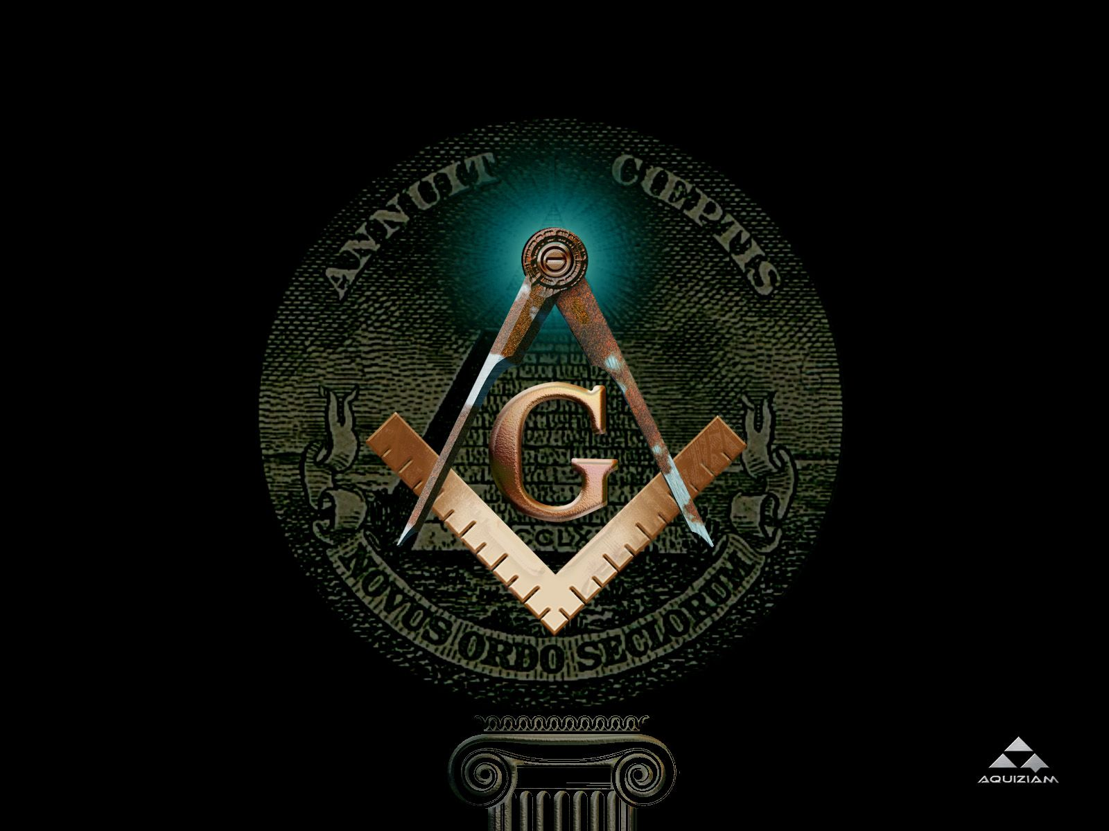 Homosexuality In Freemasonry Freemasonry Compass wallpaper 1600x1200