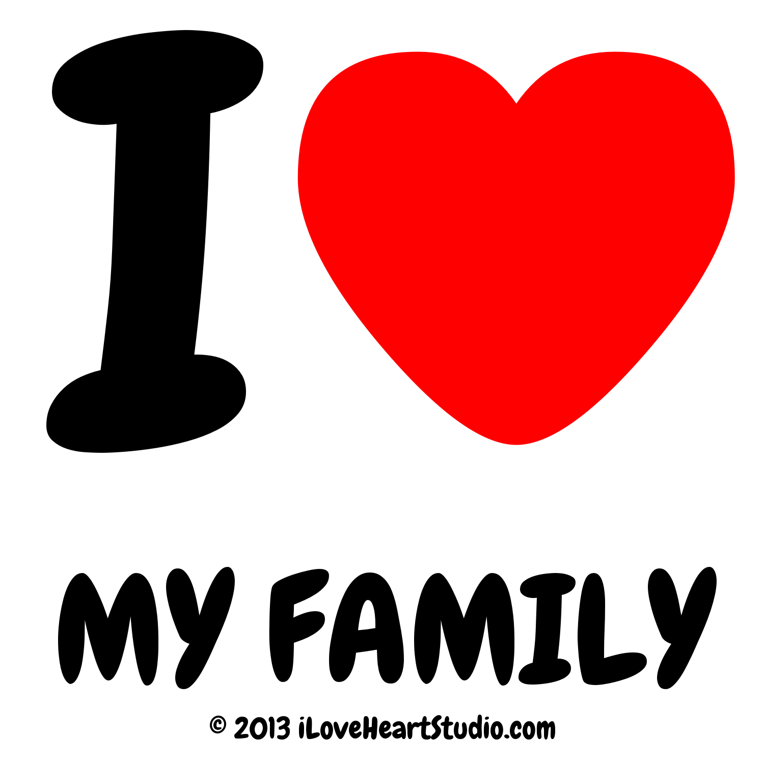 New Gallery of I Love My Family Pictures All Wallpapers are 1500x1500