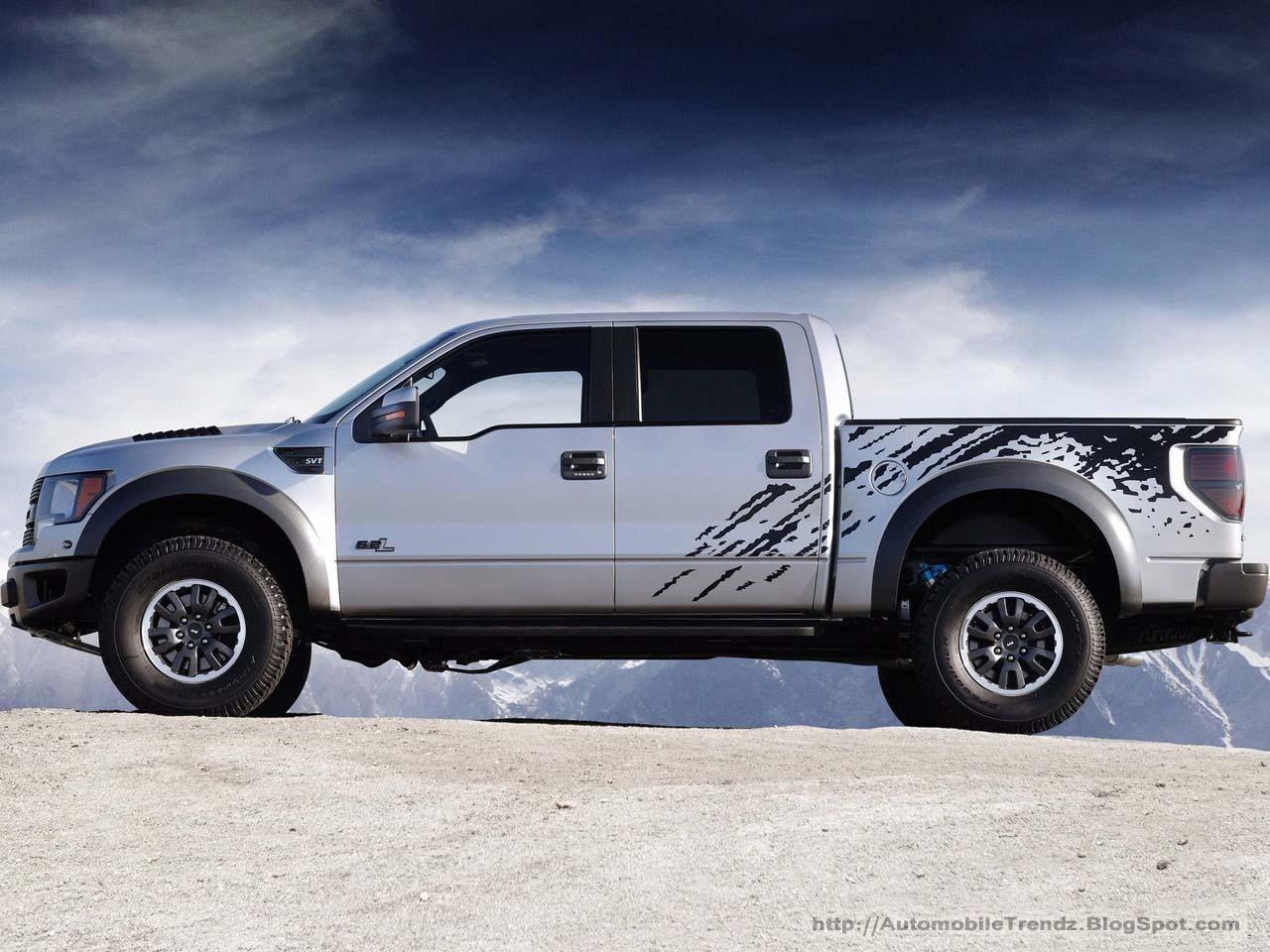Automobile Trendz Ford Raptor Wallpaper 1280x960