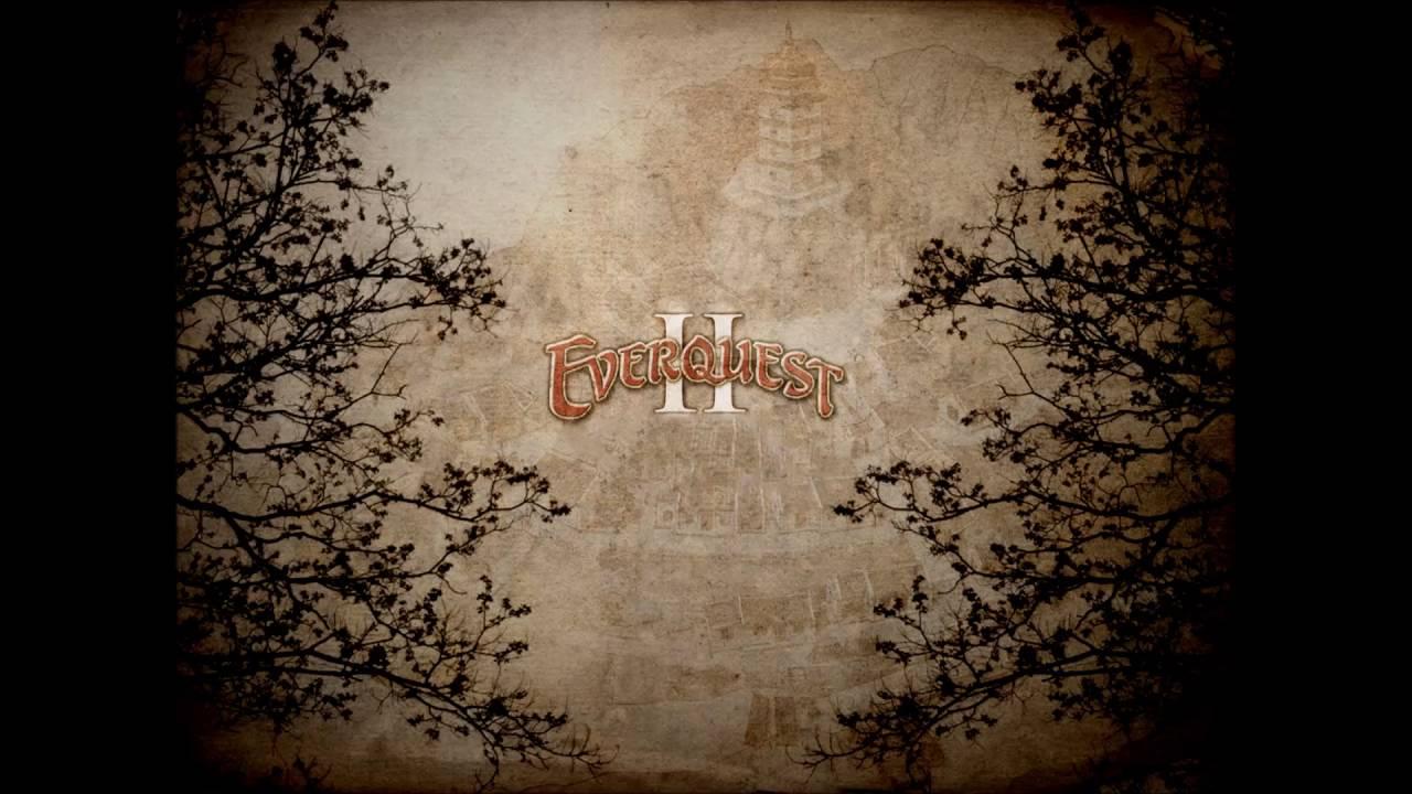 EverQuest 2 OST HD   Qeynos   Catacombs 1280x720