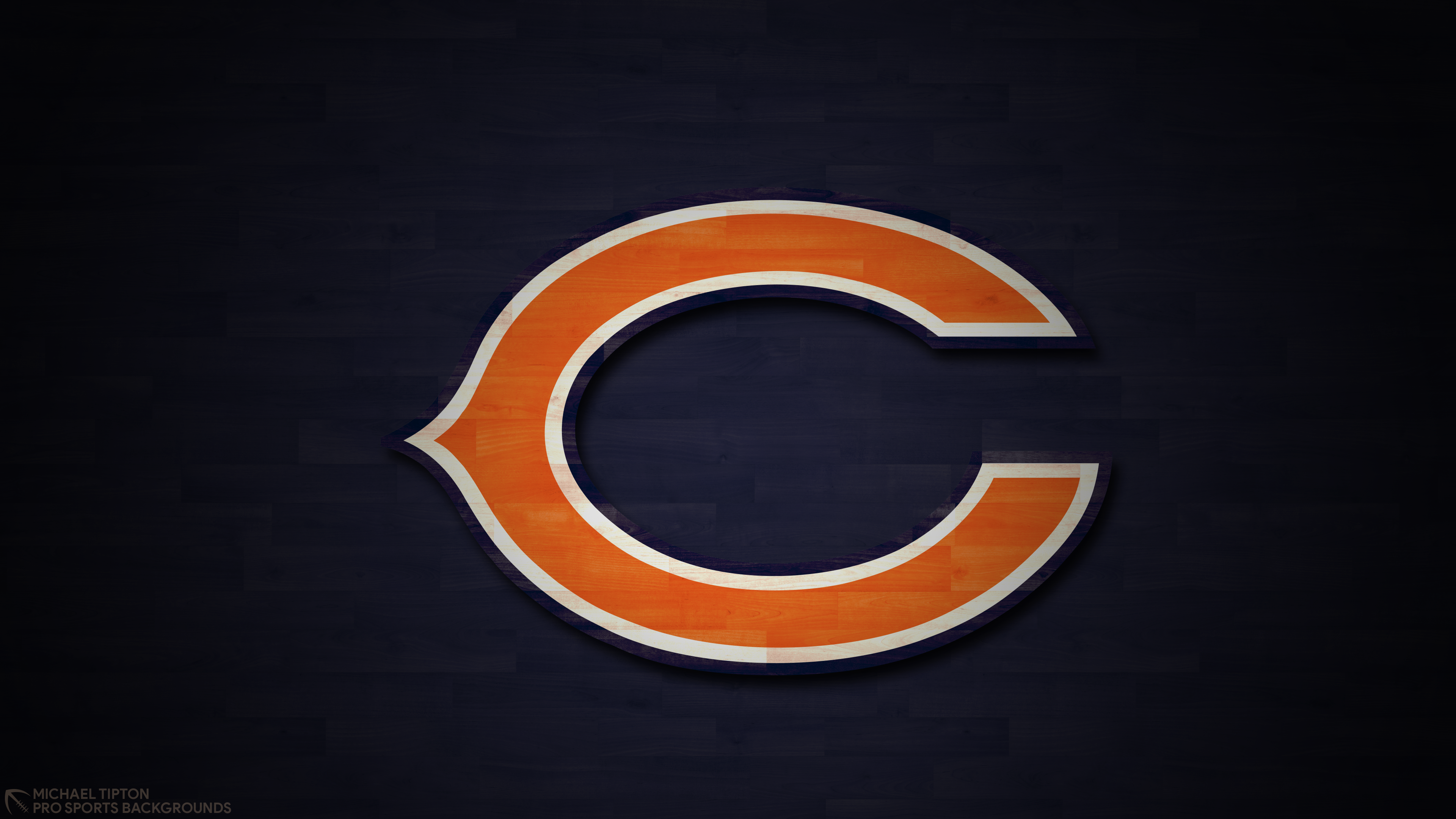 2021 Chicago Bears Wallpapers Pro Sports Backgrounds 3840x2160