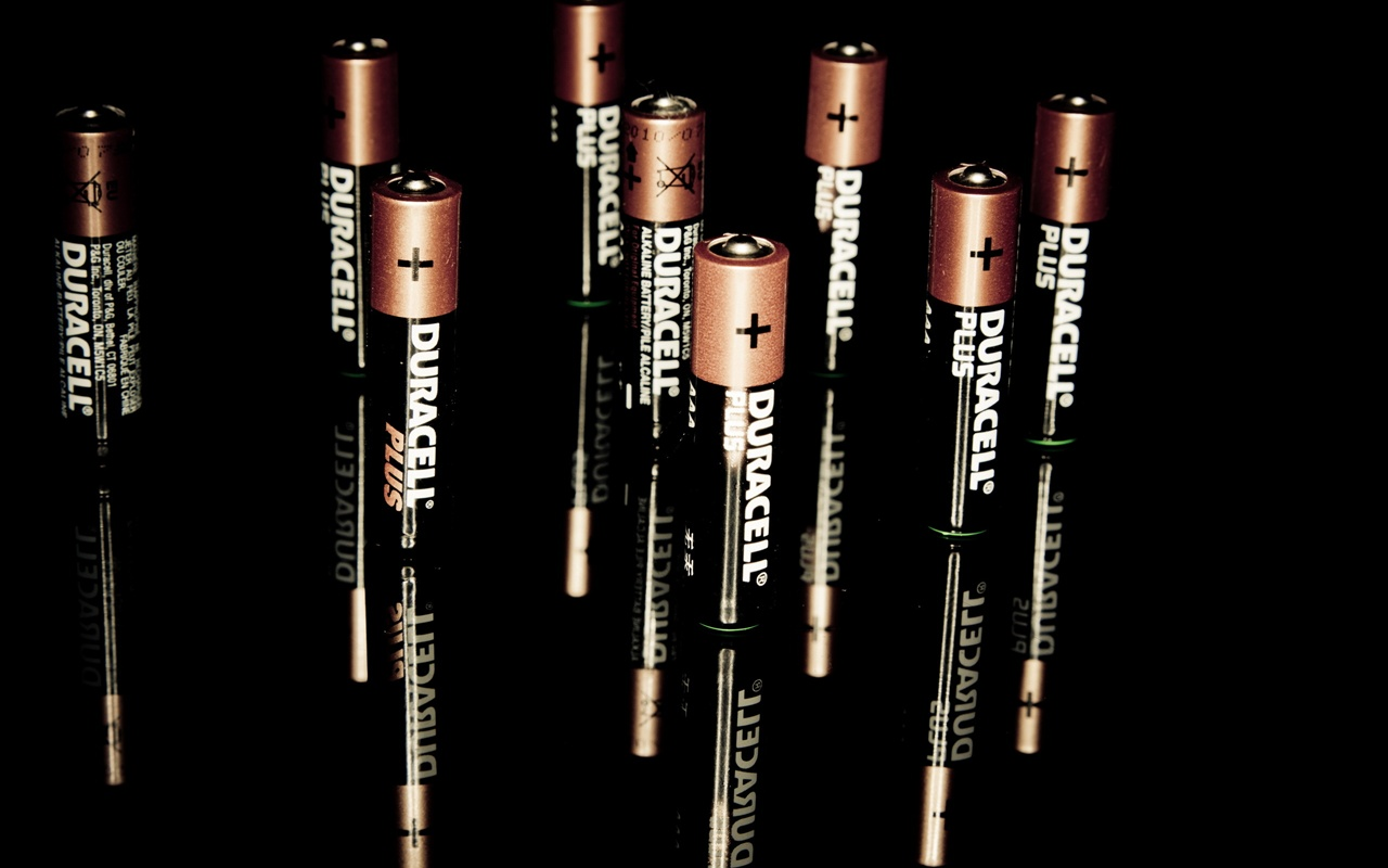 Wallpaper Duracell battery 2560x1600 HD Picture Image 1280x800