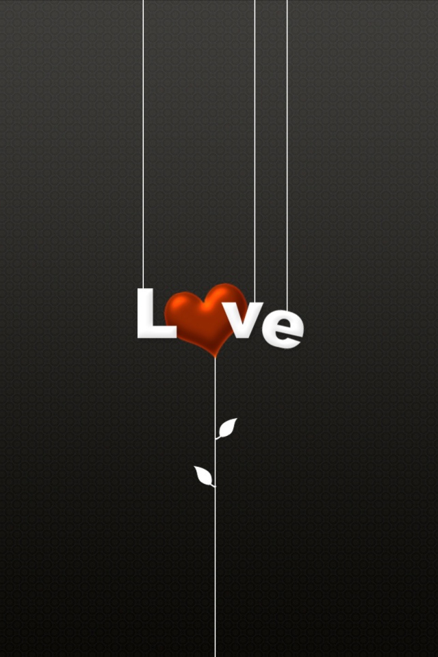 50 Love Wallpaper For iphone 640x960