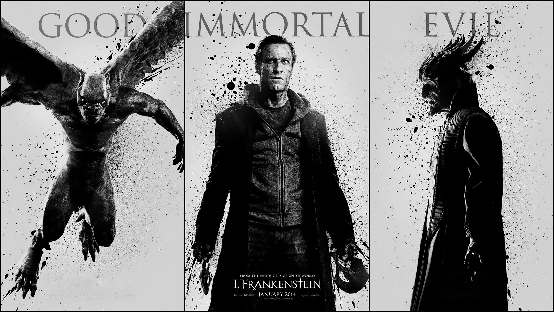 Frankenstein wallpaper   Movie Wallpapers 2133x1200