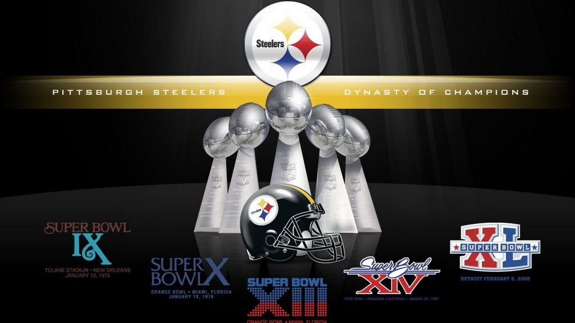 Wallpaper Desktop Pitt Steelers HD Steelers images Pittsburgh 1920x1080