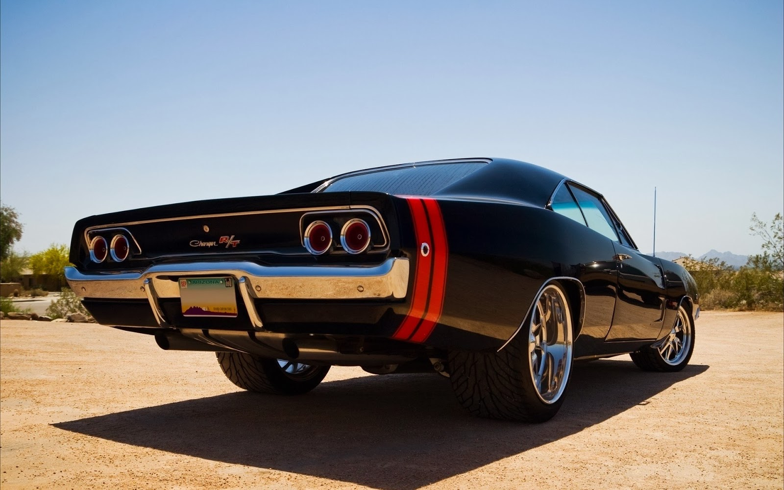 Cars View Hot Rods Wallpapers HD 1600x1000
