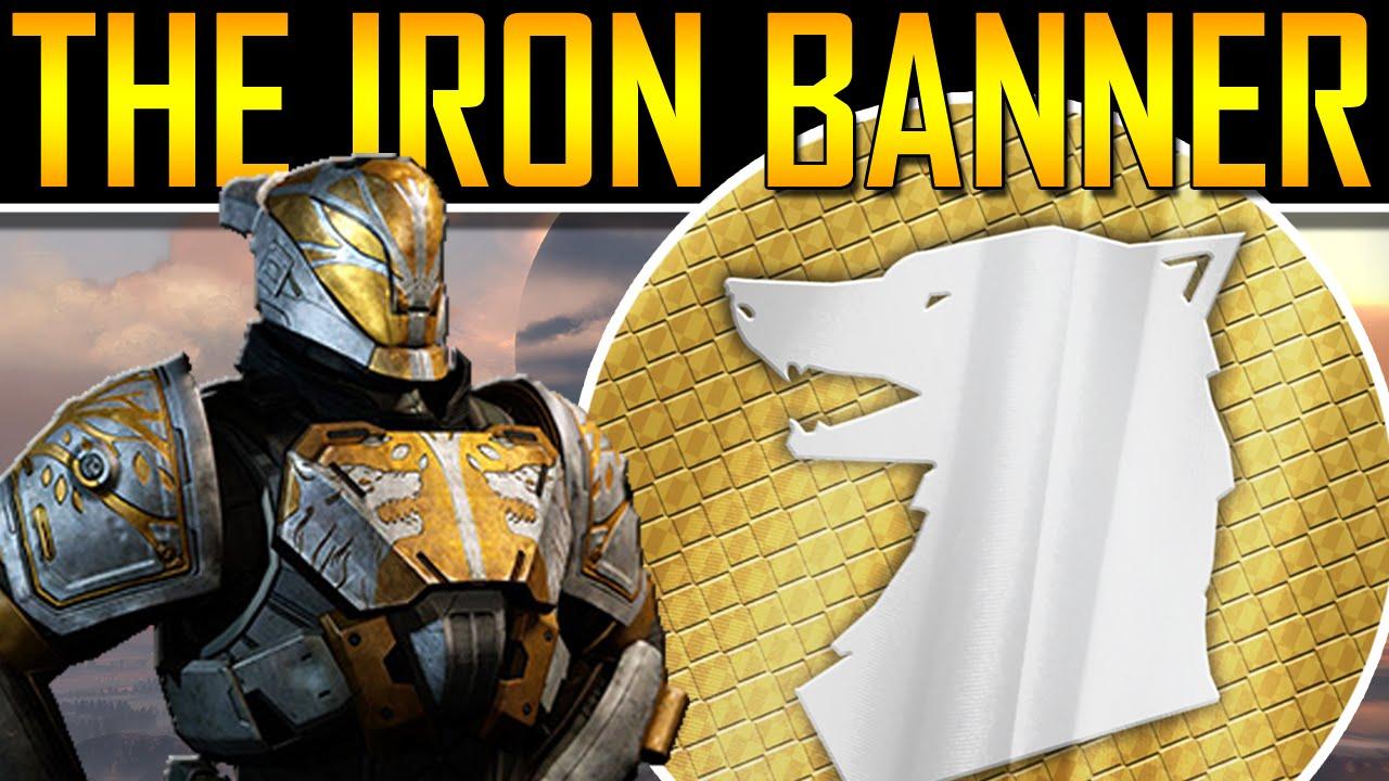 Destiny News   The Iron Banner 1280x720