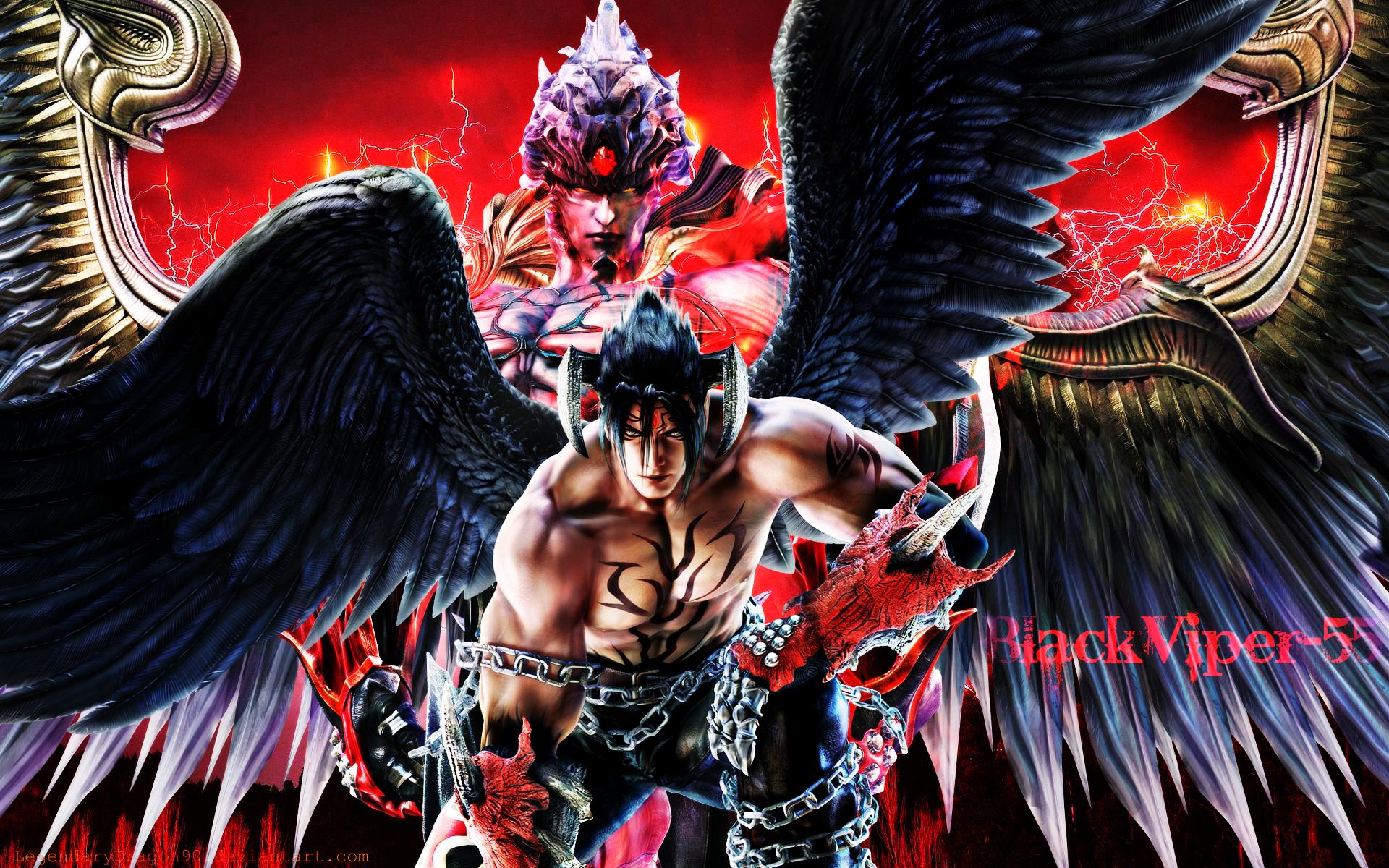 Devil Jin Images TheCelebrityPix 1920x1200