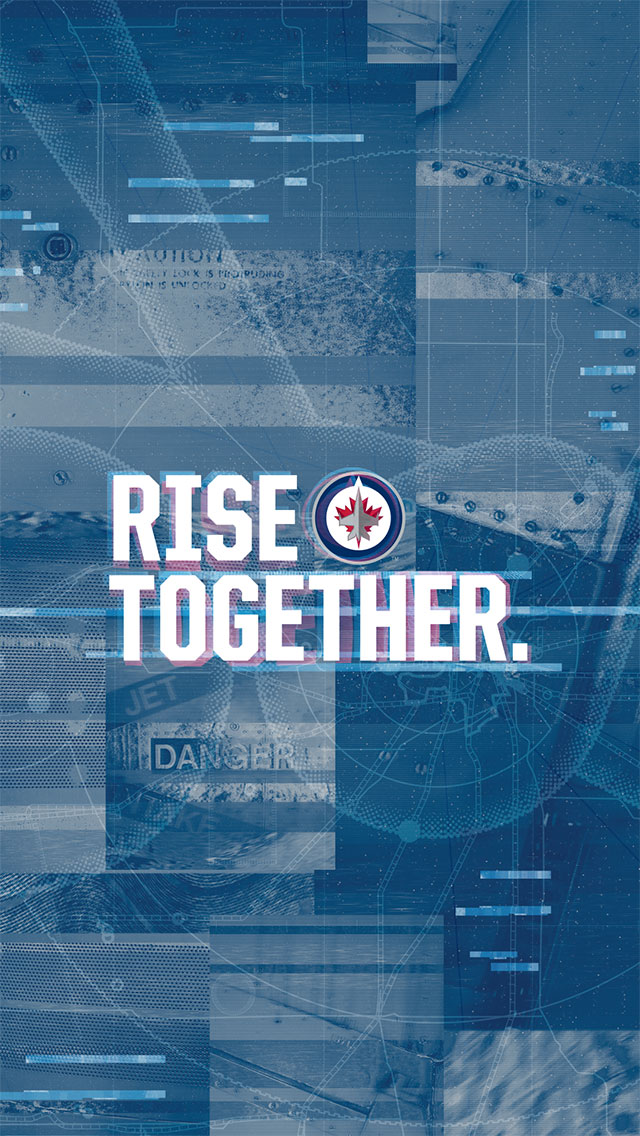 Mobile Wallpapers Winnipeg Jets 640x1136