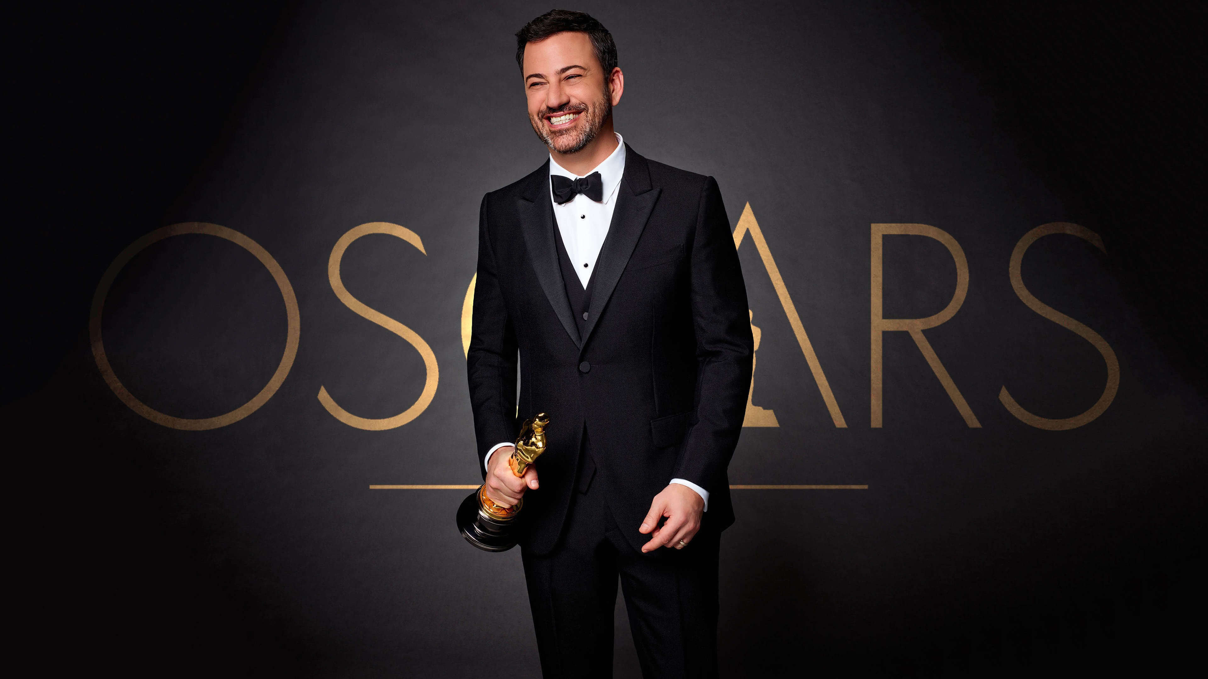 Jimmy Kimmel Oscars UHD 4K Wallpaper Pixelz 3840x2160