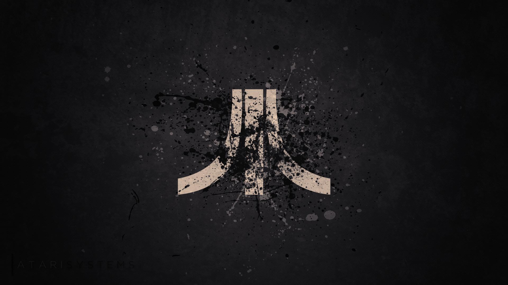 Sucios Logo Escritorio de atari sucio 1920x1080