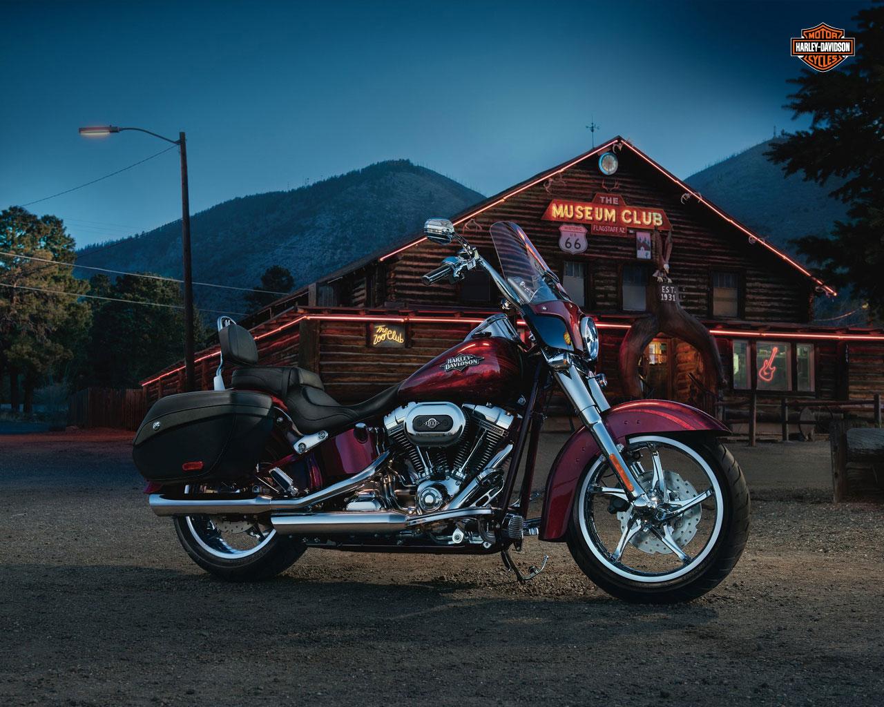 HARLEY DAVIDSON   Motorcycles Wallpaper 32041350 1280x1024