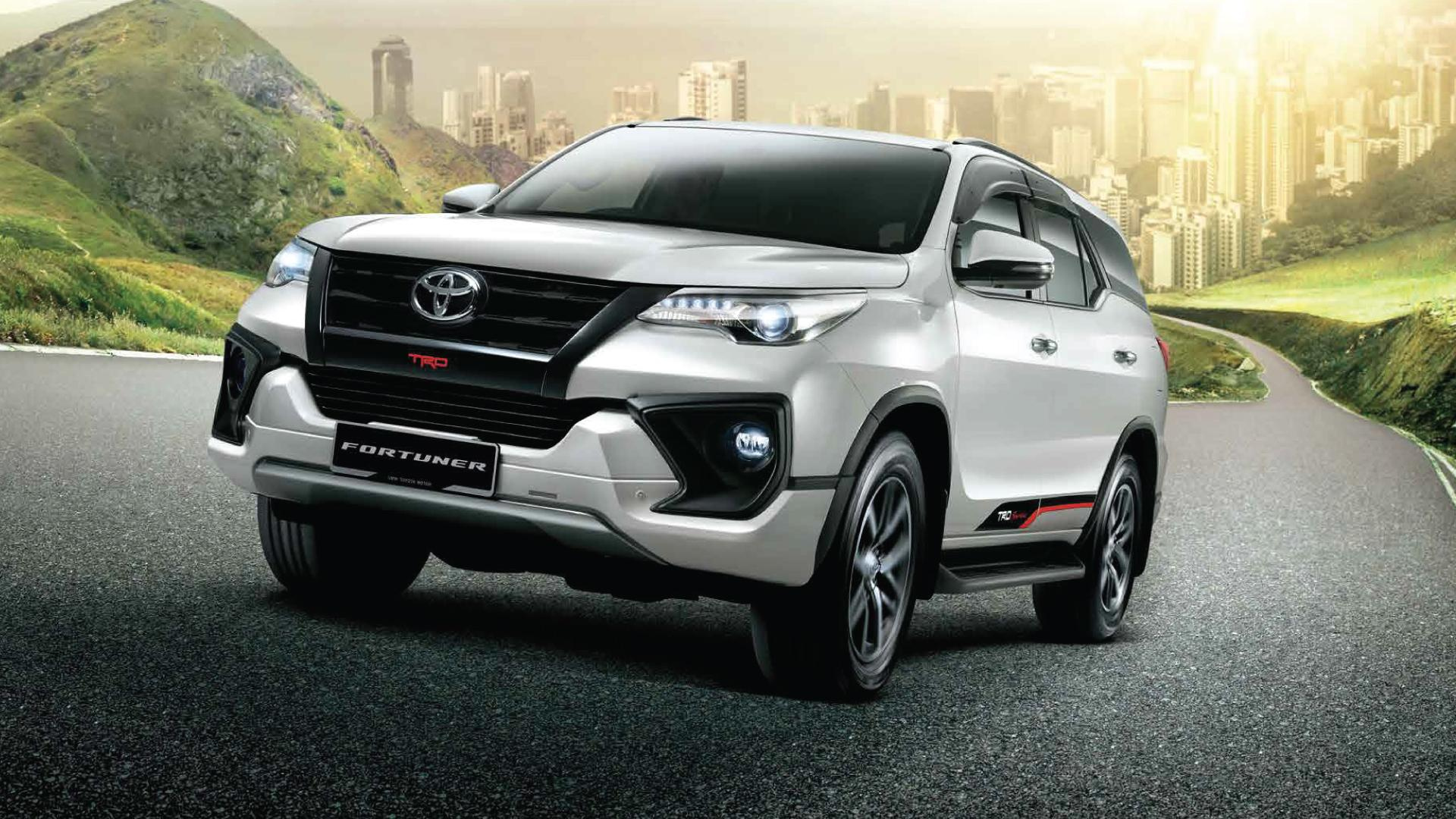 Toyota Fortuner Hd Wallpaper   Toyota Fortuner 2019 Malaysia Hd 1920x1080