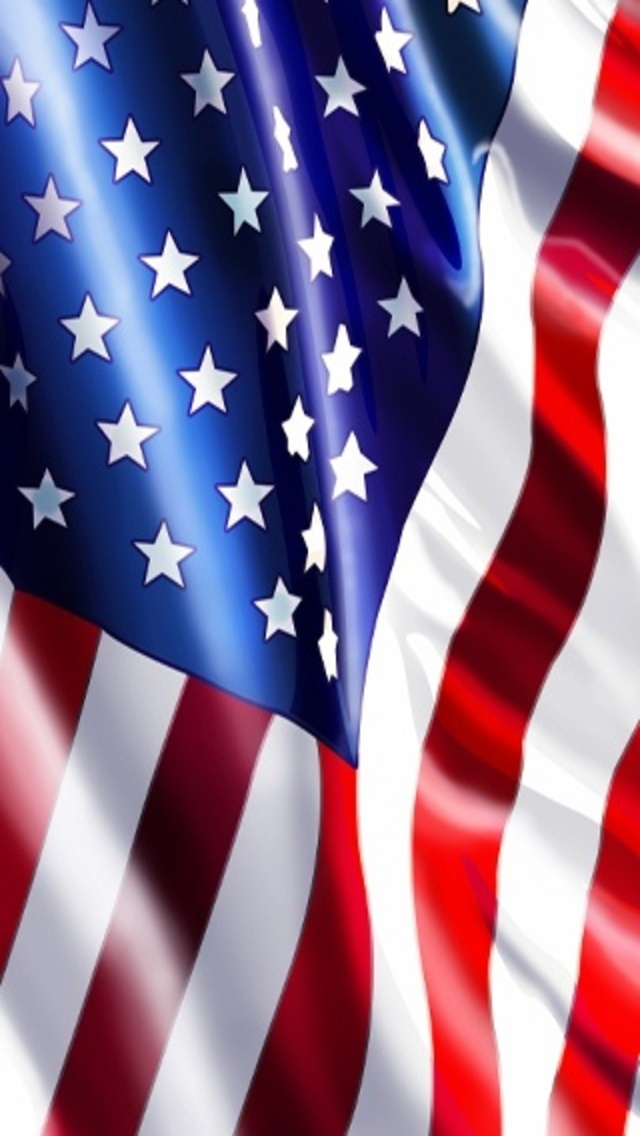 American Flag Wallpaper Iphone 5 American flag iphone wallpaper 640x1136