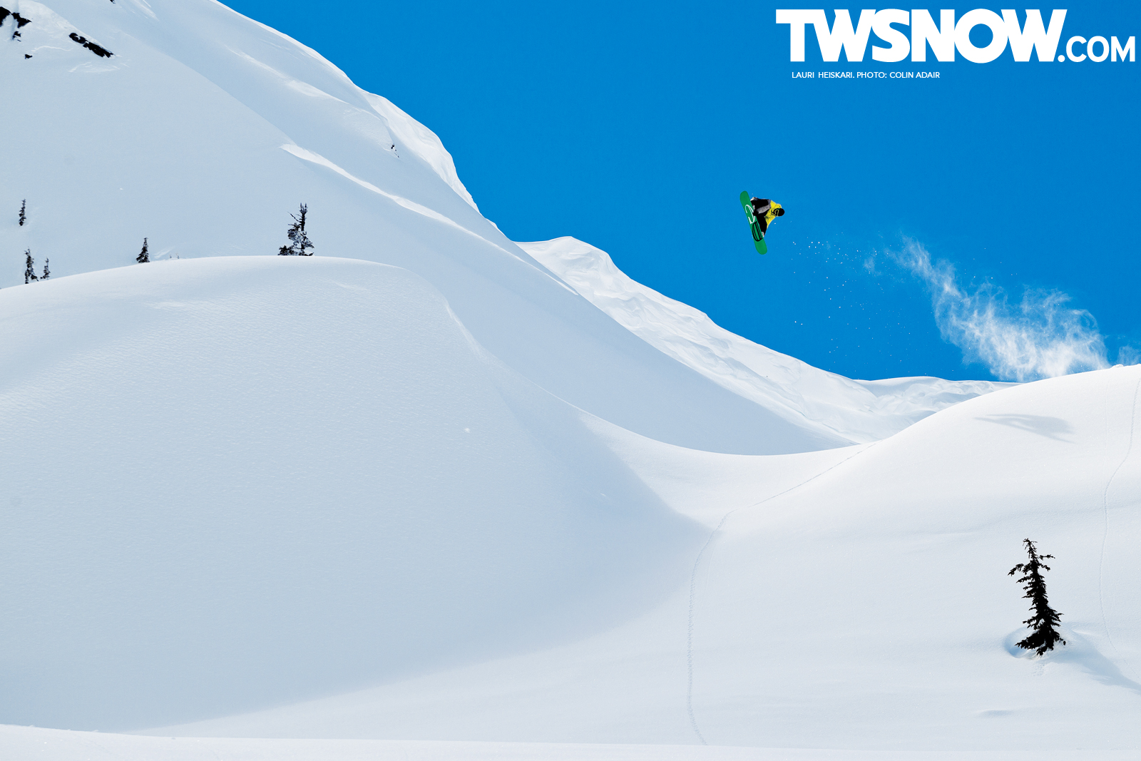 Wallpaper Wednesday Forever Forum TransWorld SNOWboarding 1600x1067