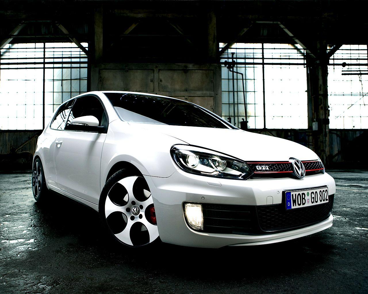 Volkswagen Golf VI Wallpapers   Vdub Newscom 1280x1024