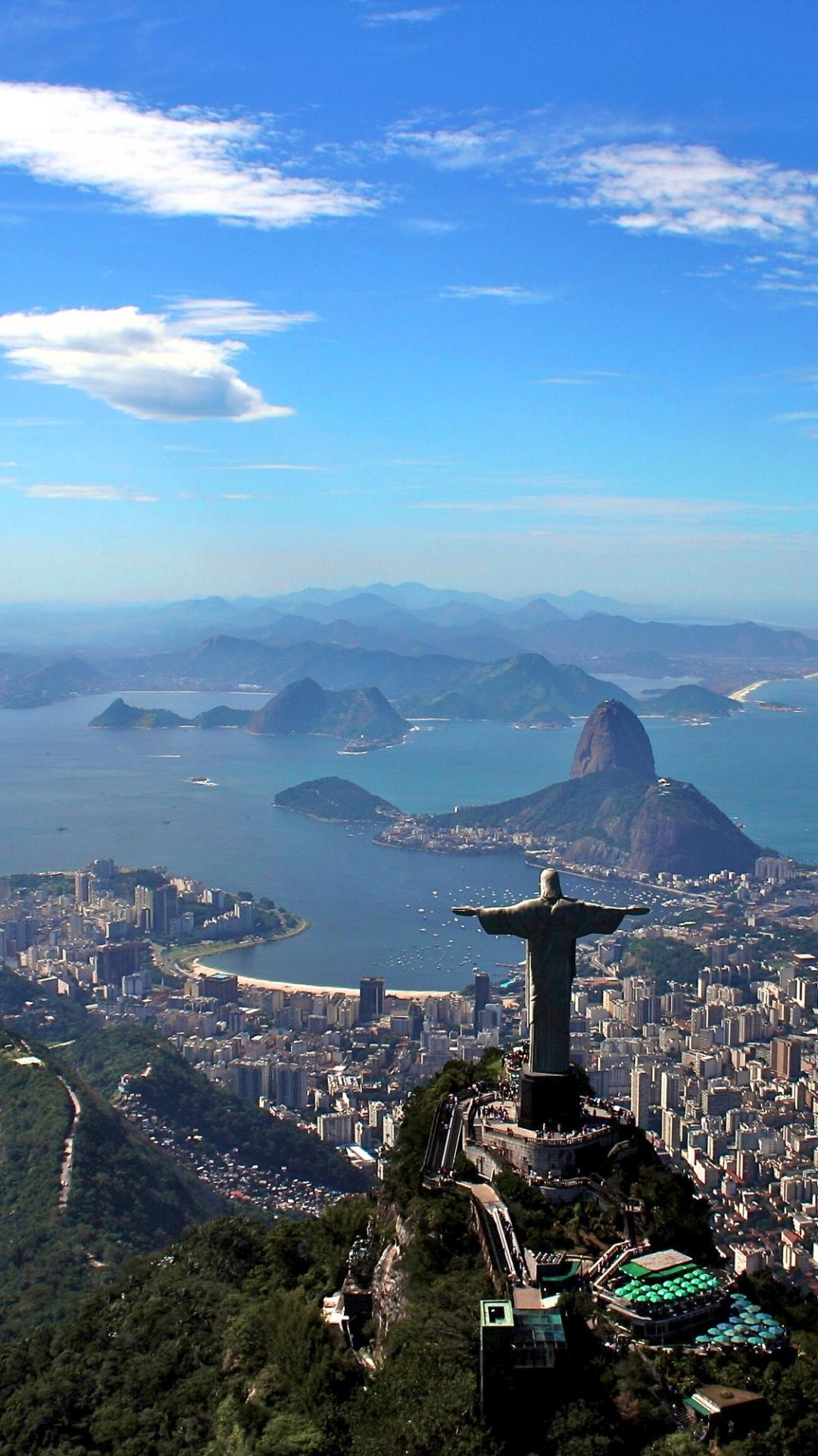 Mobile Rio De Janeiro Wallpaper Full HD Pictures 1080x1920