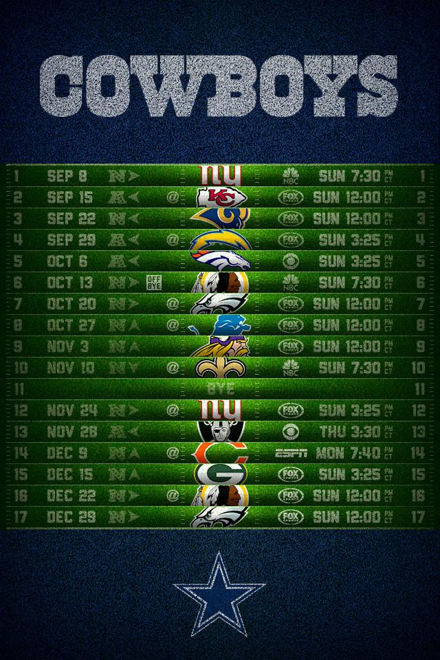 Dallas Cowboys 640x960