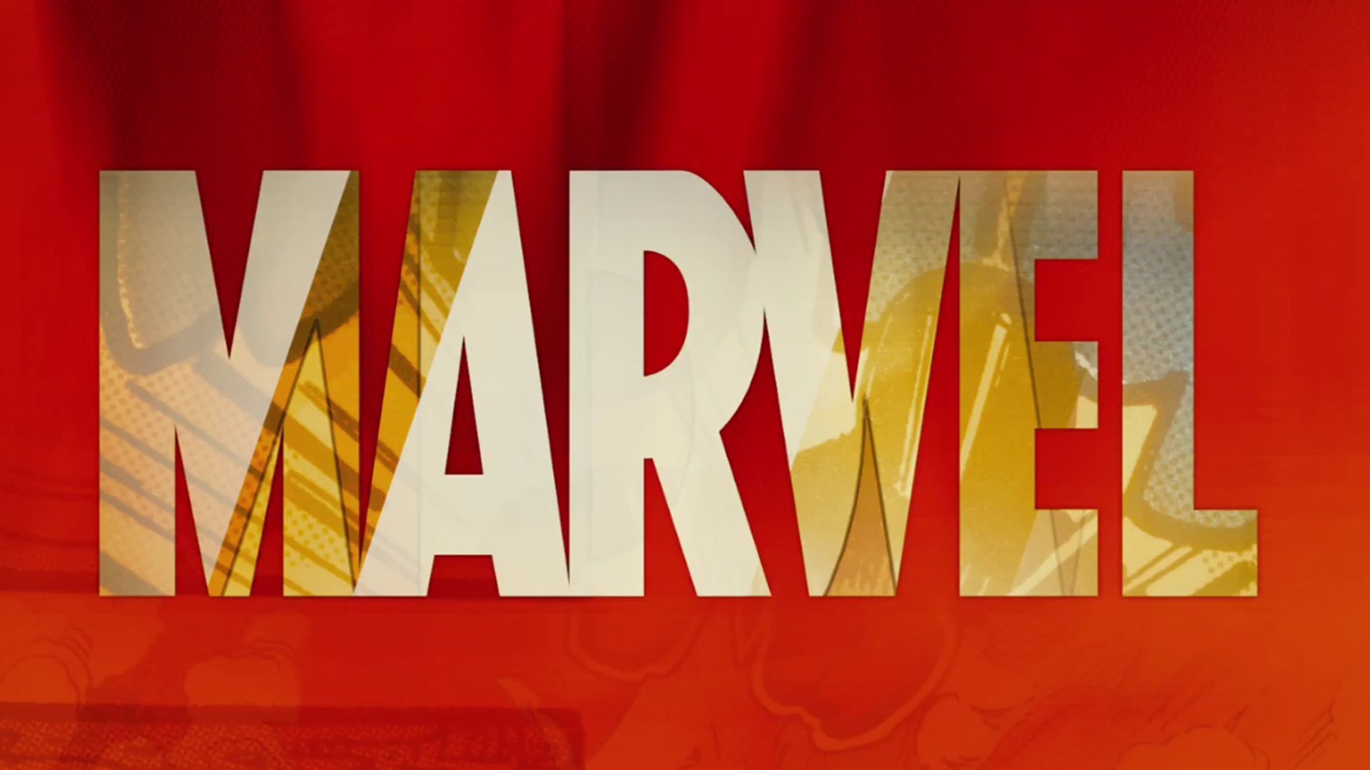 Marvel Logo Wallpaper 1920x1080