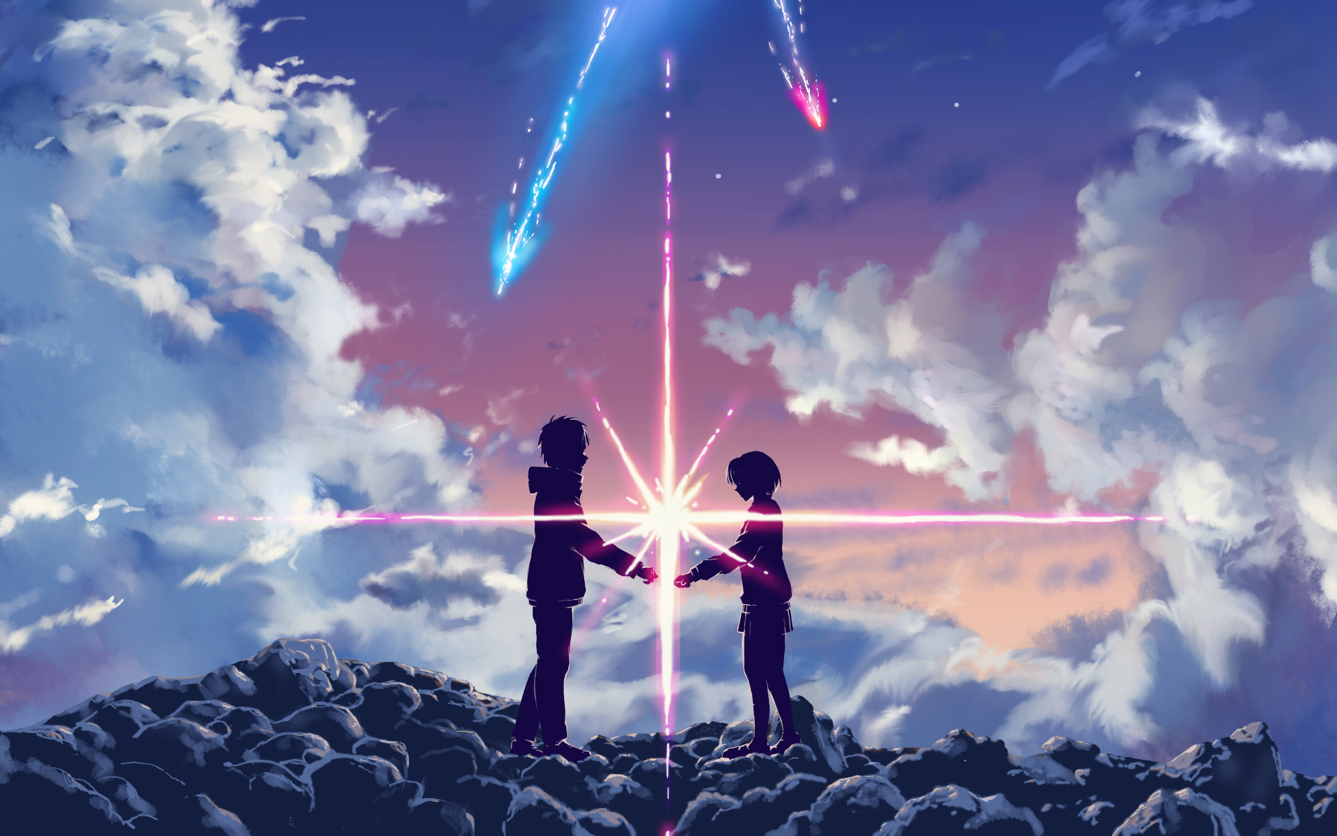 1375 Your Name HD Wallpapers Background Images 1920x1200