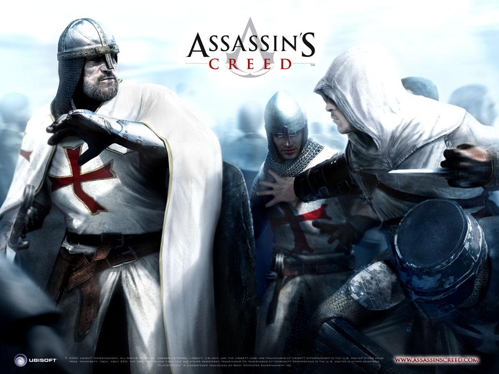 Assassins Creed   Assassins Creed Wallpaper 467022 1024x768