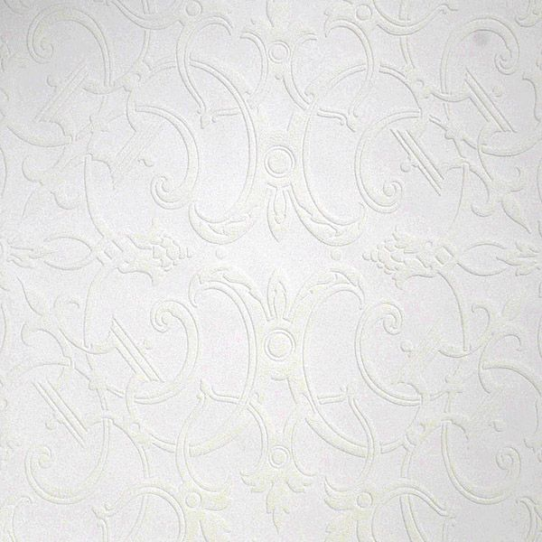Paintable Damask Paintable Wallpaper   Chateau   Brewster Wallpaper 600x600