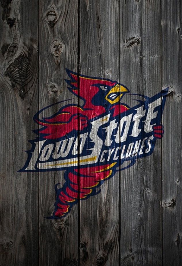 Iowa State iPhone Wallpaper Bleed Iowa State Cyclones Cardinal 632x920