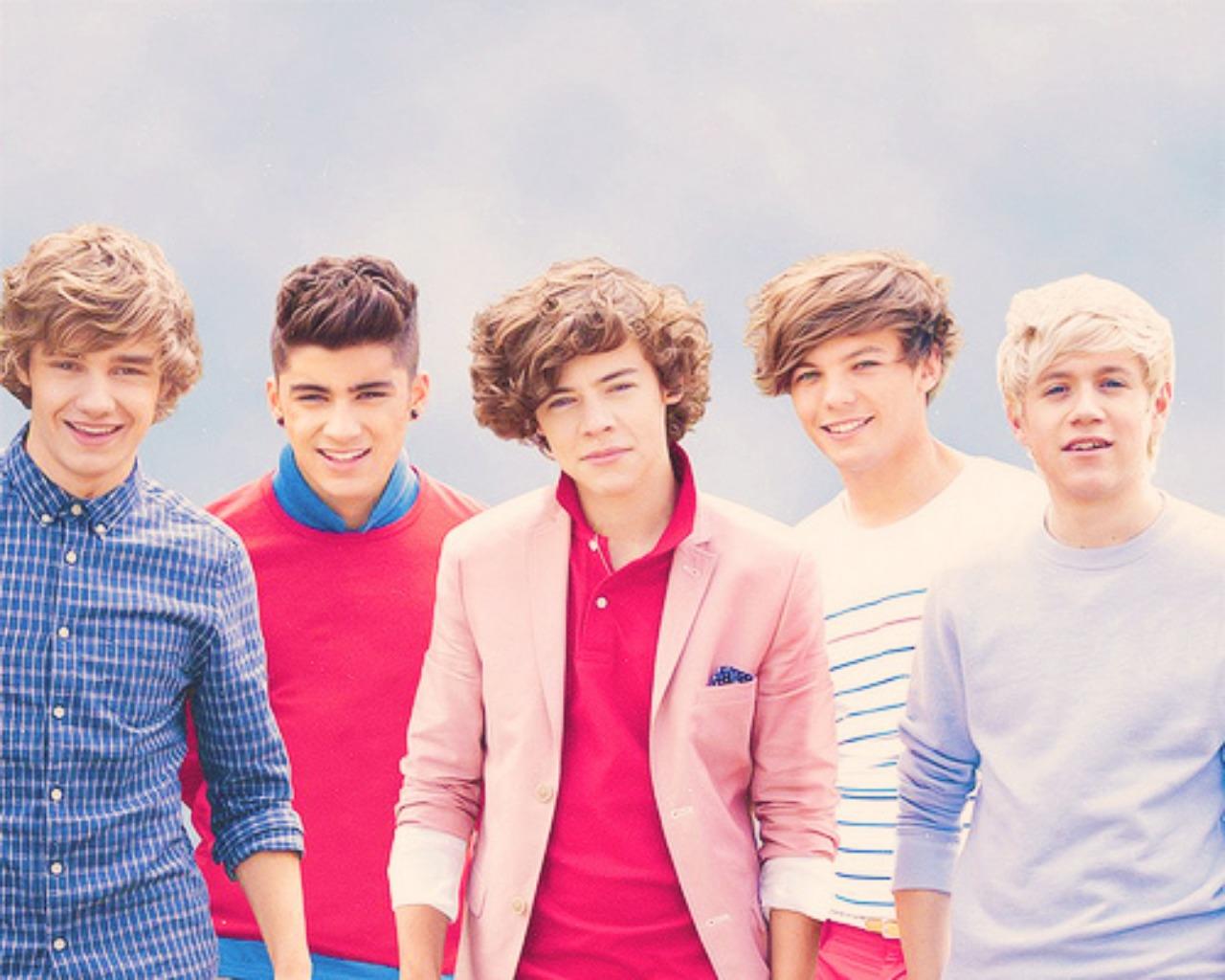 One Direction Wallpaper   One Direction Wallpaper 32484603 1280x1024