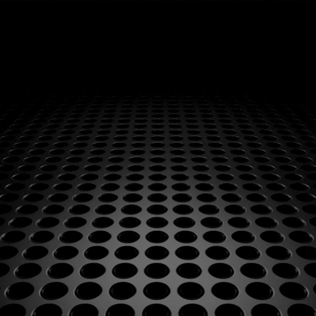 Black 3D Backgrounds 1024x1024