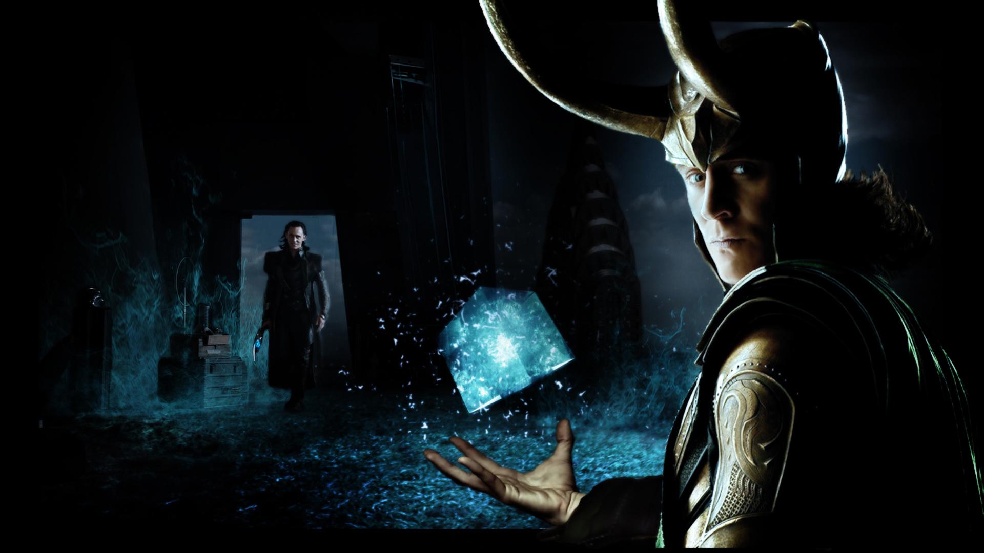 Loki Hd Wallpaper Loki tesseractv2 by stak1073 1920x1080