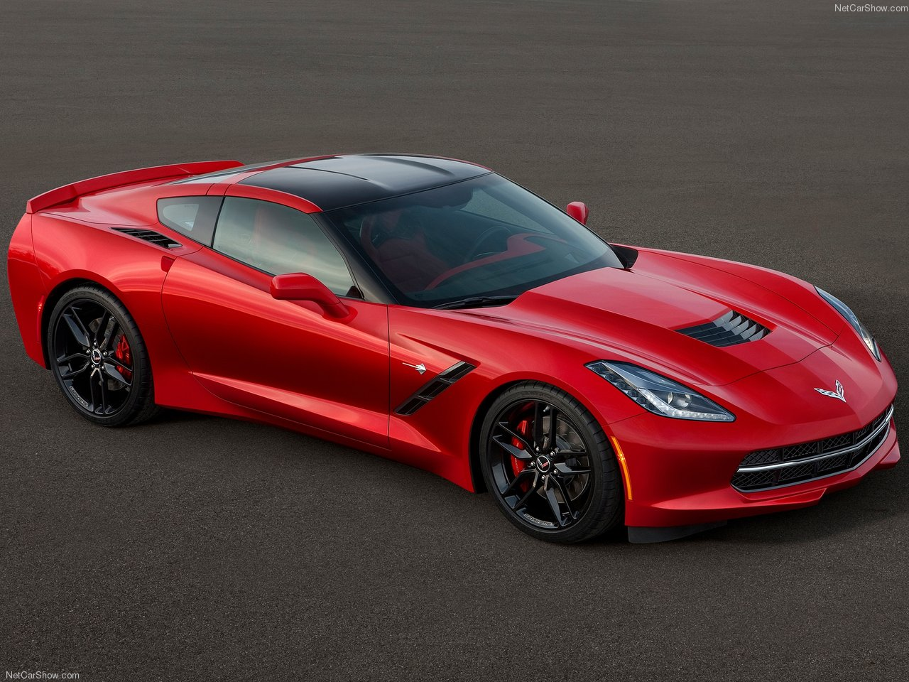 2014 Chevrolet Corvette C7 Stingray wallpaper 1280960 For Desktop 1280x960