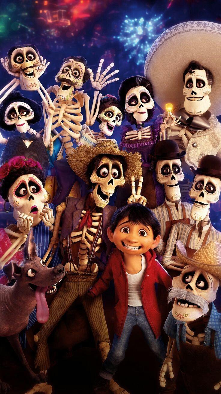Coco Pixar All Things Disney Filmes de animao Filmes 736x1309