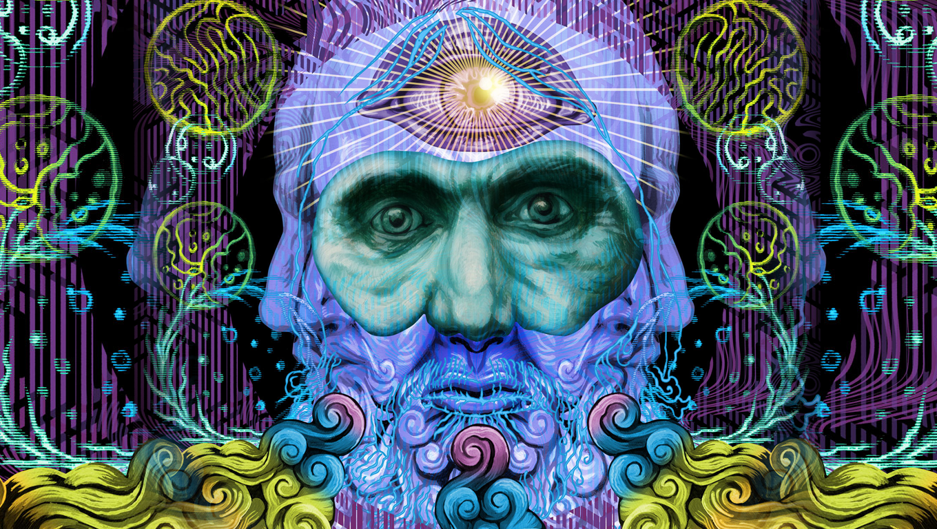 Free download psychedelic mastodon music band desktop 1360x768 hd