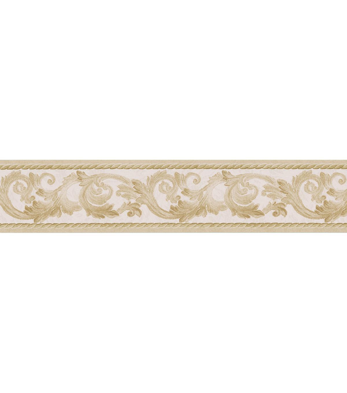 Scroll Rope Wallpaper Border Gold Sample JOANN 1200x1360