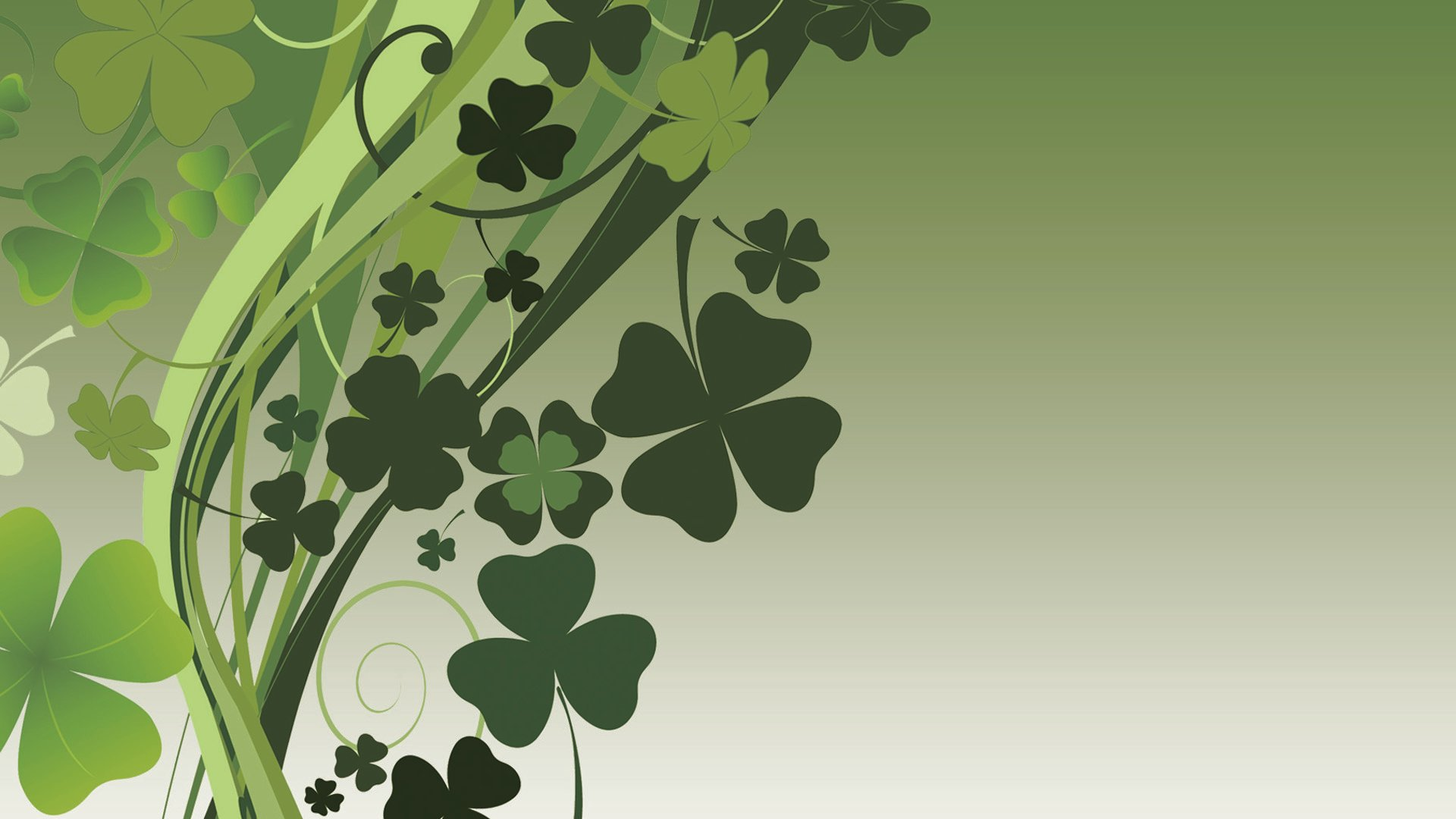 45 New Clover Wallpapers BsnSCB Graphics 1920x1080