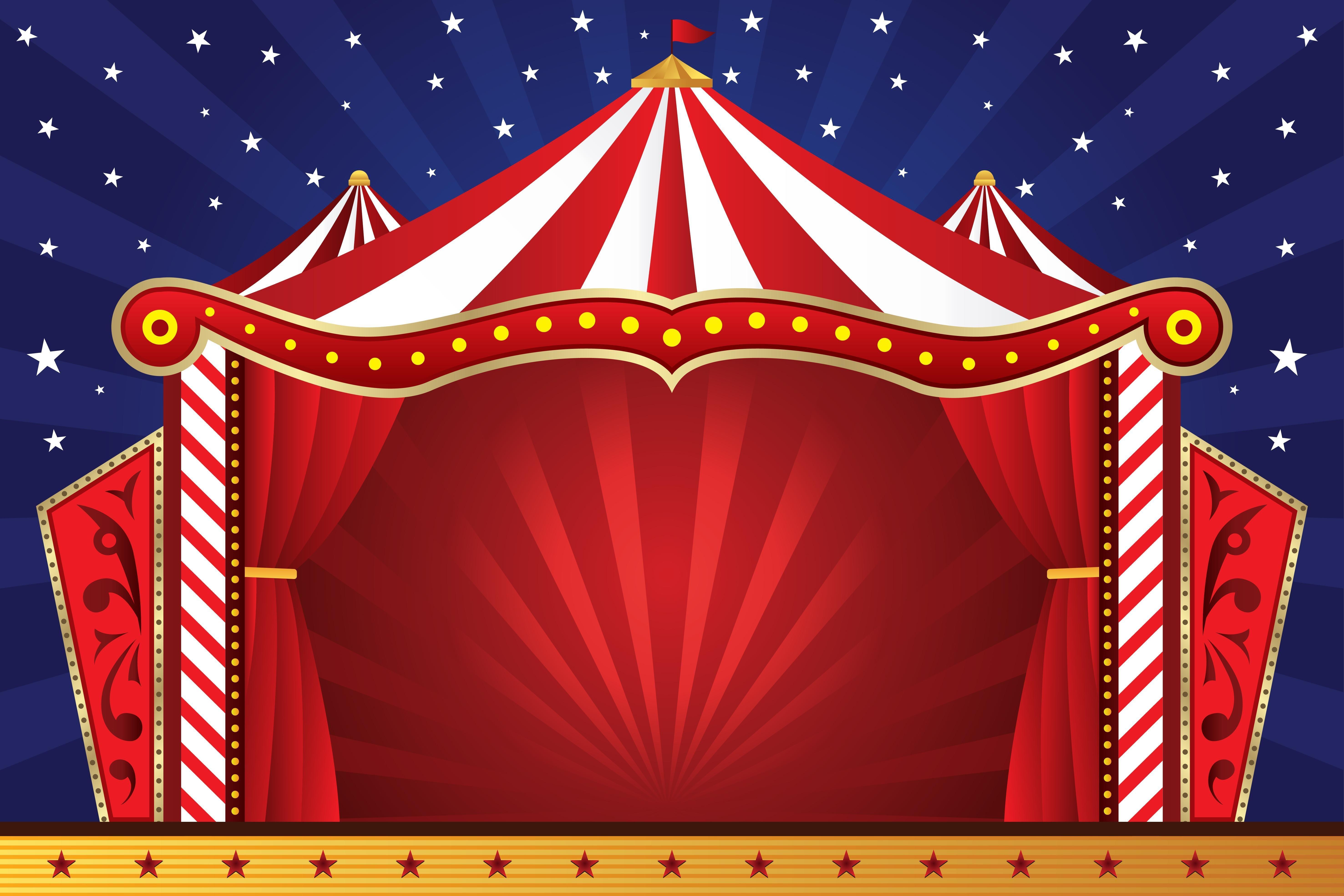 Circus Wallpapers   Top Circus Backgrounds   WallpaperAccess 5906x3937