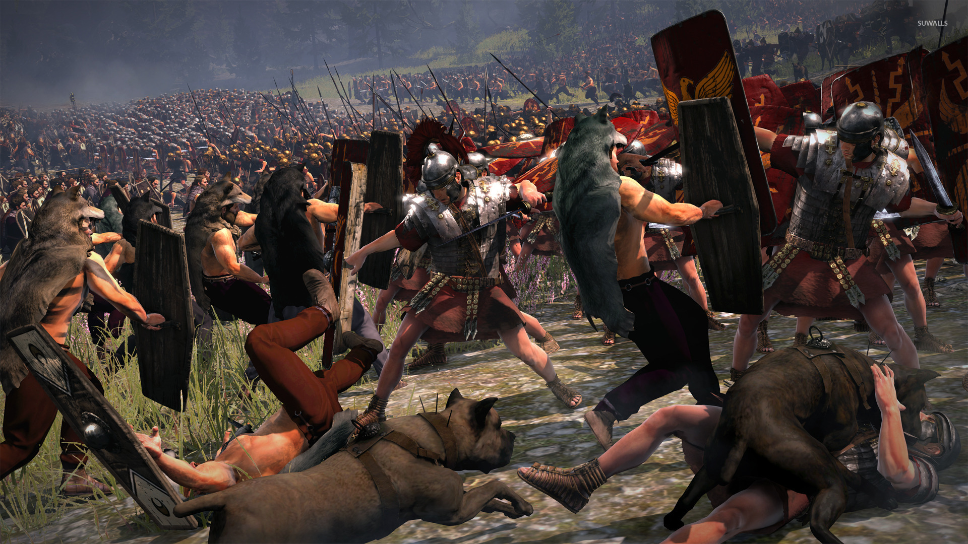 Total War Rome II wallpaper   Game wallpapers   21573 1920x1080