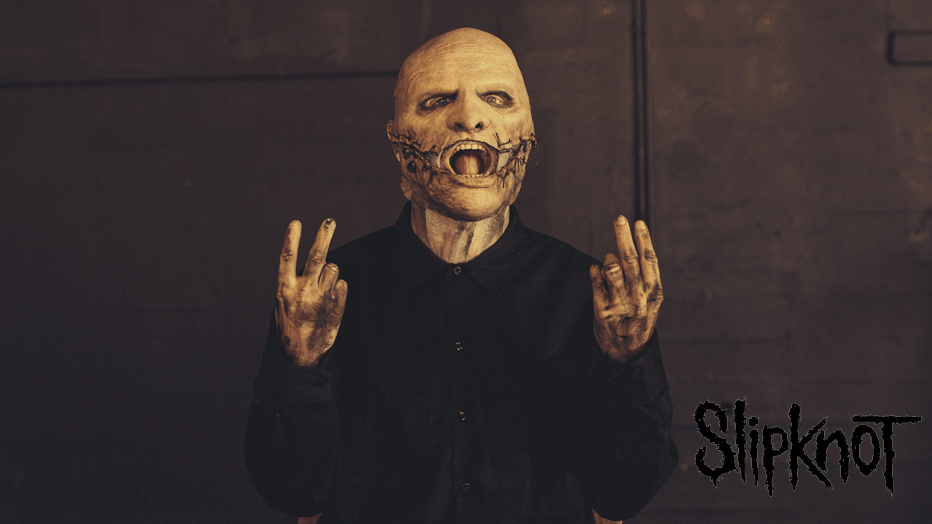 Corey Taylor 2016 Wallpapers 1920x1080