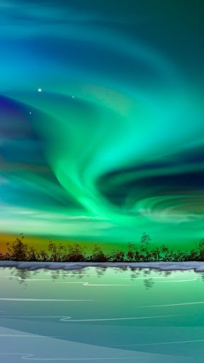 View bigger   Aurora Live Wallpaper for Android screenshot 288x512