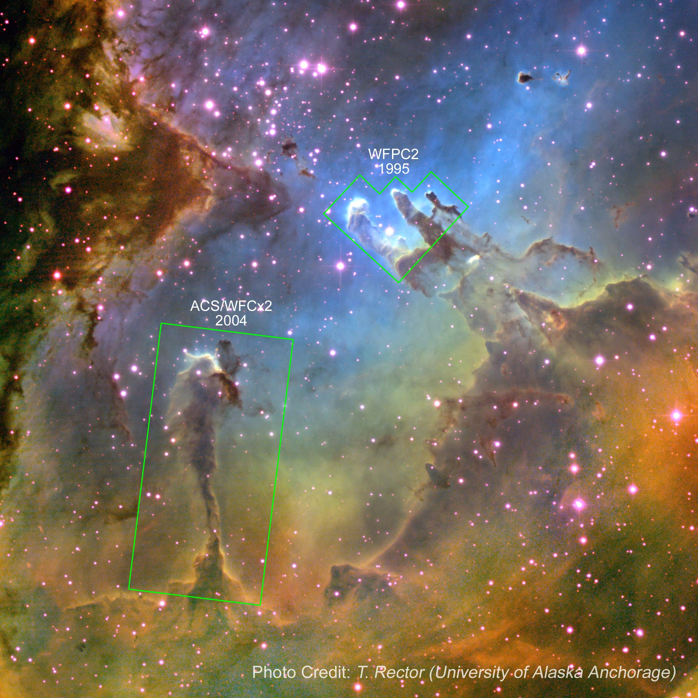 The Hubble Space Telescope Catalog contains more high resolution 2400x2400
