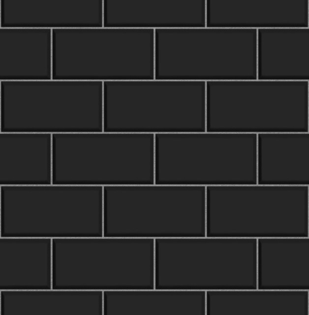 grey brick vinyl wallpaper